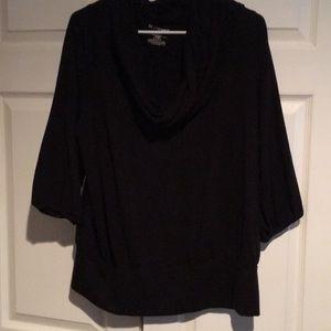 Lane Bryant black top size 18/20w